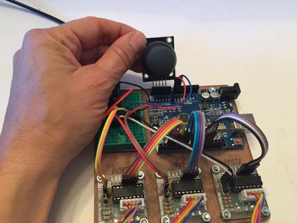 EtchABot: a CNC Etch A Sketch – Geek Mom Projects