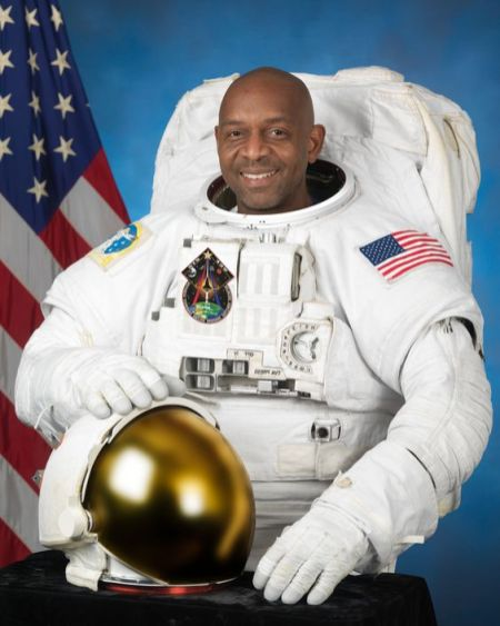 Dr. Robert Satcher participated in 2 space walks