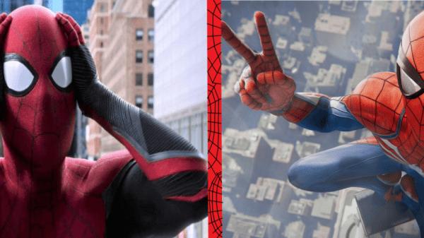 Spider-Man MCU vs Spider-Man PS4