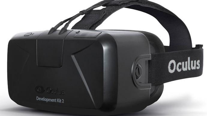 Gafas de realidad aumentada Oculus Rift