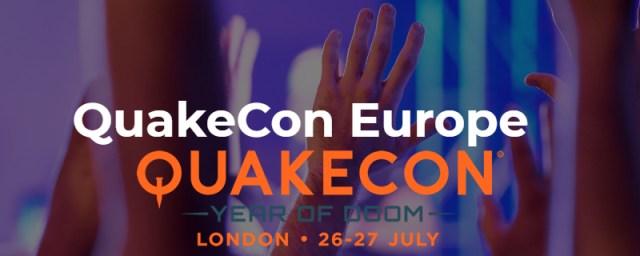 QuakeCon Europe – Les billets sont disponibles