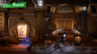 Burst Luigi's Mansion 3
