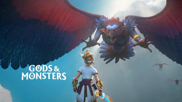 E3  2019 Gods and Monsters – Date de Sortie