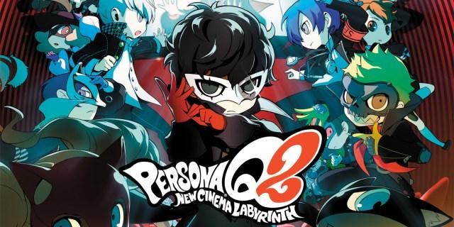 TEST – Persona Q2 : New Cinema Labyrinth