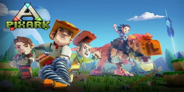 Pixark – Un monde de (pixel)ibilités