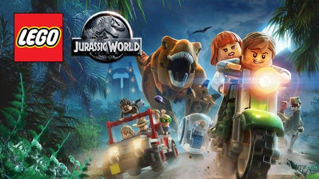 LEGO Jurassic World – Débarque prochainement sur Nintendo Switch