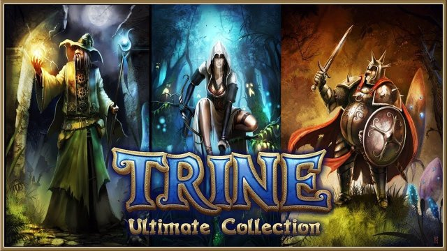 Trine: Ultimate Collection – Débarque sur Nintendo Switch