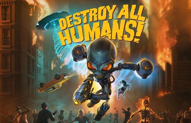 Destroy All Humans! – Deux éditions spéciales annoncées pour le remake !