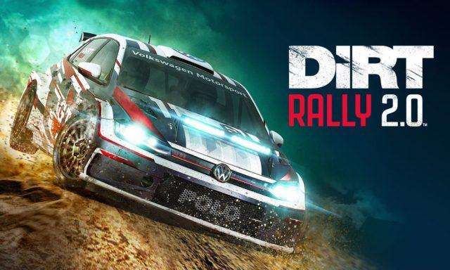 DiRT Rally 2.0 – La VR vous place sur le siège conducteur !
