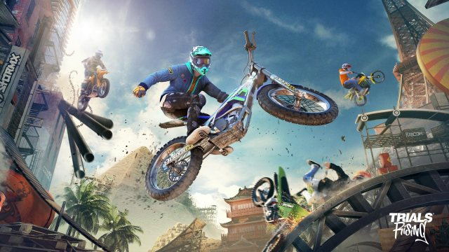 Trials Rising – Le second DLC est disponible + Informations sur la saison 3
