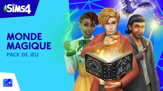 [Gamescom] Les Sims 4 – Apprendre la magie, ça vous tente?