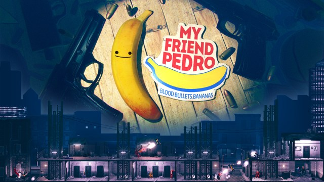 My Friend Pedro – Le jeu déjanté de Devolver Digital arrive le 2 avril sur PlayStation 4