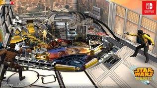 Star Wars Pinball - Dark Vador