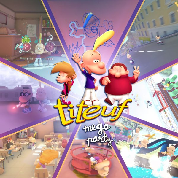 TEST – Titeuf Mega Party