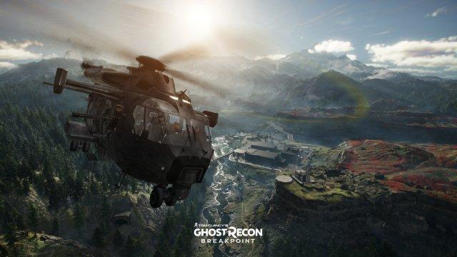 Ghost Recon : Breakpoint – Découvrez le trailer de la bêta ouverte