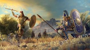 TROY : A Total War Saga