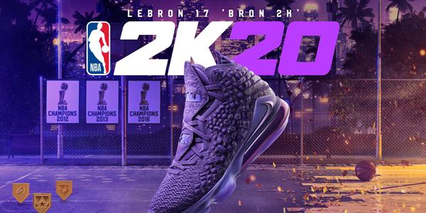 NBA 2K20 – Disponible sur Google Stadia