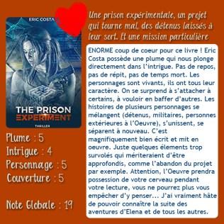 The Prison Experiment Tome 1