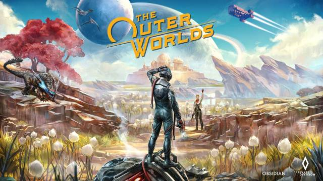 The Outer Worlds – La science fiction s'invite sur Switch en 2020