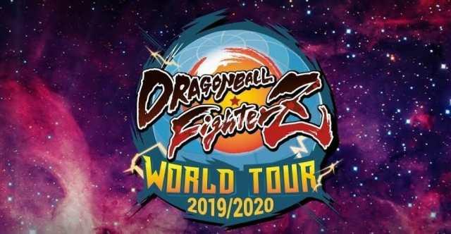 Dragon Ball FighterZ – Date et lieu de la finale du World Tour 2019/2020
