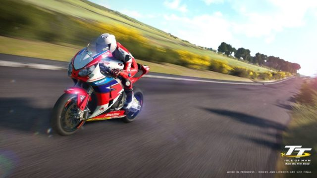 TT Isle of Man : Ride on the Edge 2 – Julien Toniutti livre ses secrets