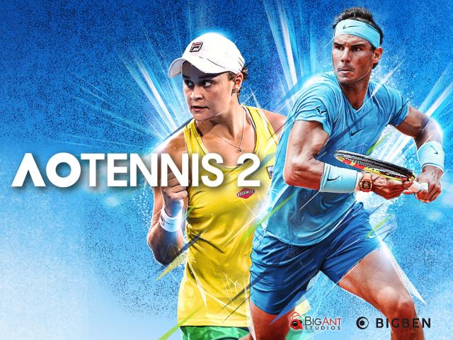 TEST – AO Tennis 2