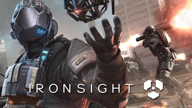 Ironsight – Le jeu de tir en ligne bourré d'action arrive sur Steam