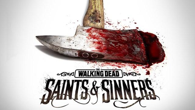 The Walking Dead : Saints & Sinners – Maintenant disponible en pré-commande