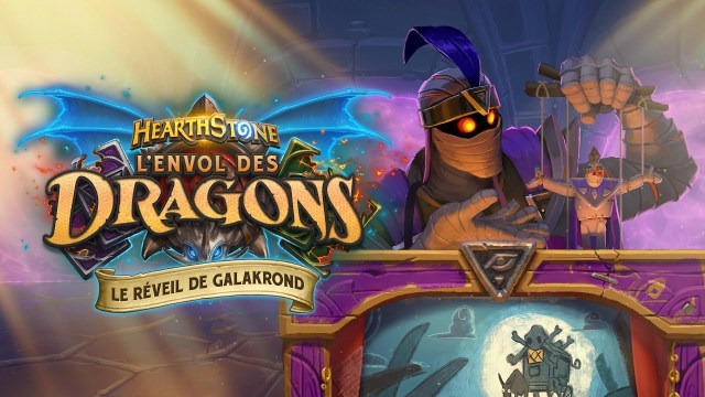 Hearthstone – Volez au cœur de la bataille dans Le Réveil de Galakrond !