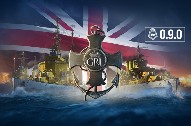World of Warships – Les croiseurs britanniques ont mis le cap sur l'Accès Anticipé