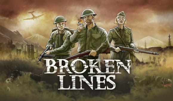 Broken Lines