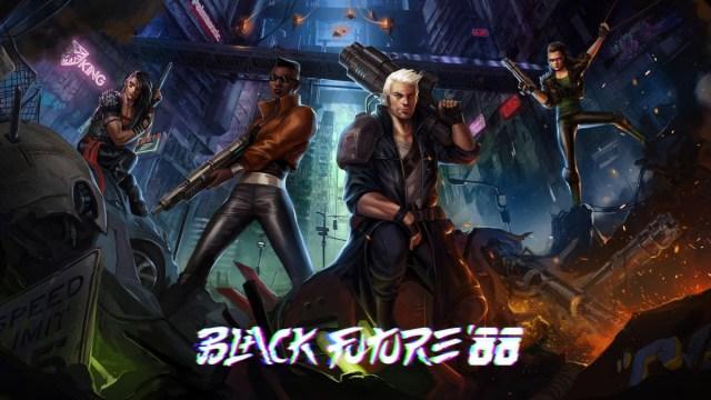 Black Future '88 – Fêtez la Saint Valentin en haut d'une tour !