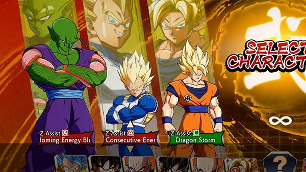 Dragon Ball FighterZ – La saison trois ajoute le système Z Assist Select