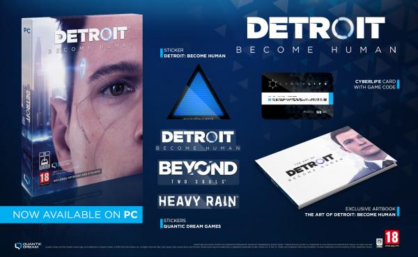 Detroit PC