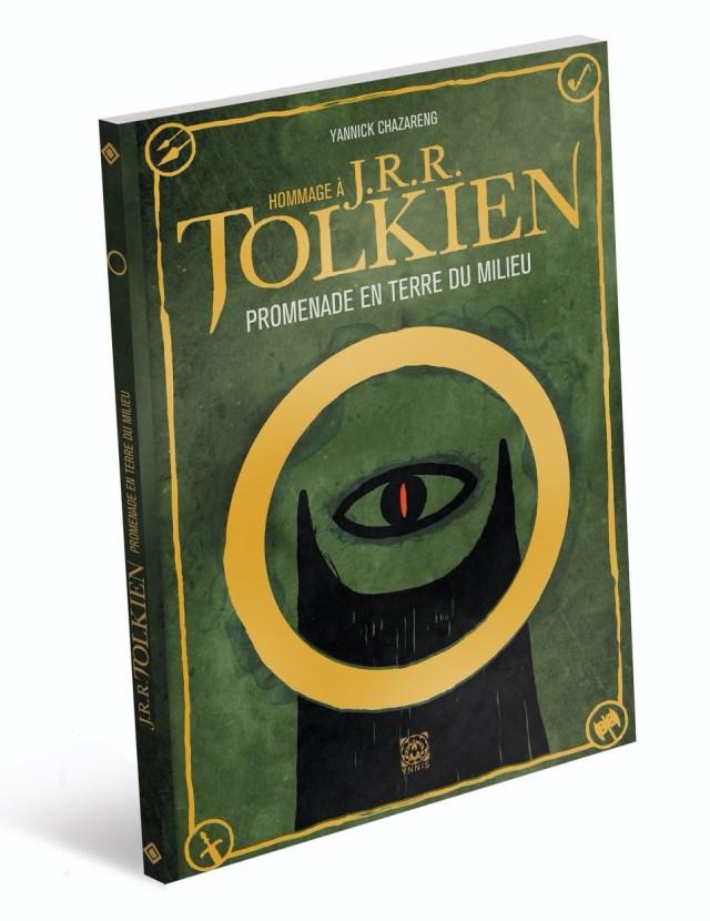 Ynnis Éditions – Présente dans la collection Hommage : J.R.R. Tolkien, Promenade en terre du milieu