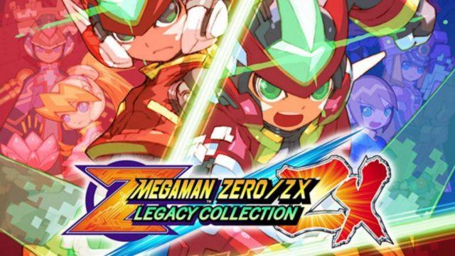 Mega Man Zero / ZX Legacy Collection – Les célèbres robots repartent au combat !