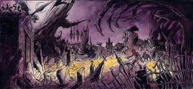 Nightmare – Un roman illustré et une bande dessinée sur Ulule