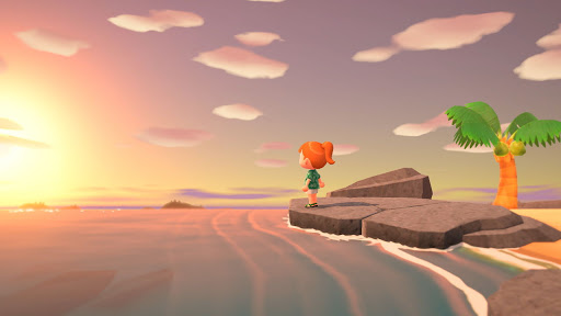 Animal Crossing New Horizon vente