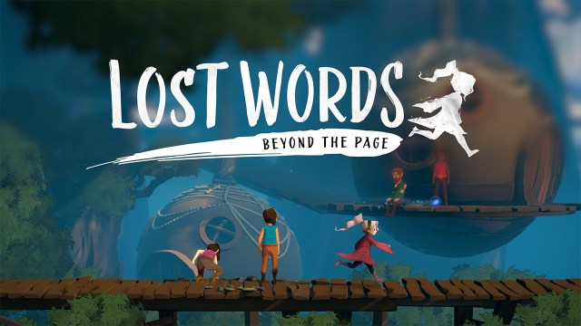 Lost Words : Beyond the Page – Traverser Estoria sur Stadia !
