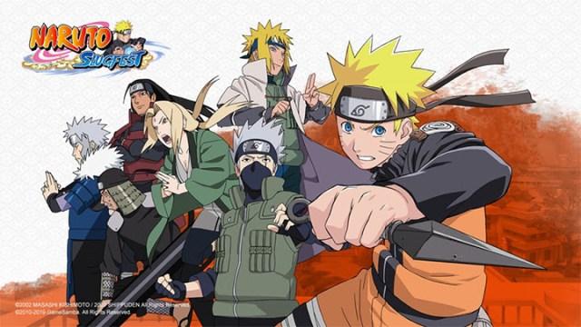Naruto : Slugfest – Ouverture des Pré-enregistrements pour le MMO sur mobile