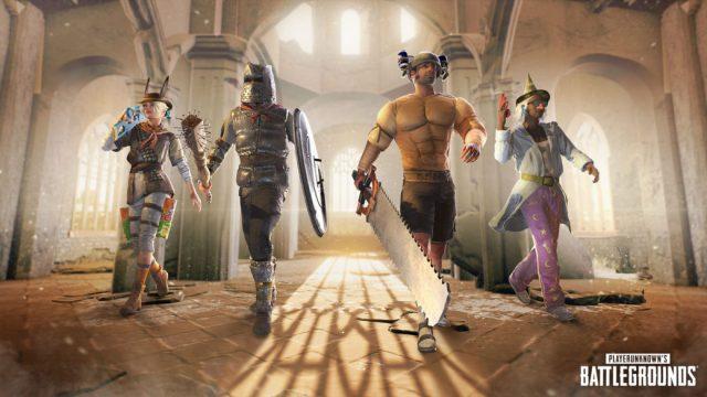 PUBG – S'offre un mode Fantasy Battle Royale pour le 1er avril
