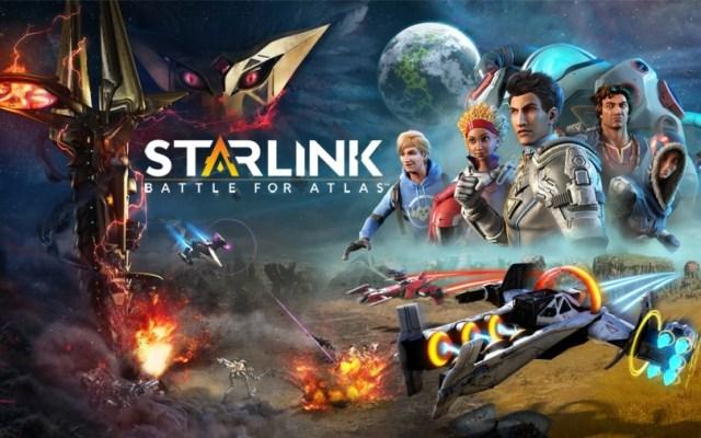 Starlink : Battle for Atlas – Jouable gratuitement sur Xbox One