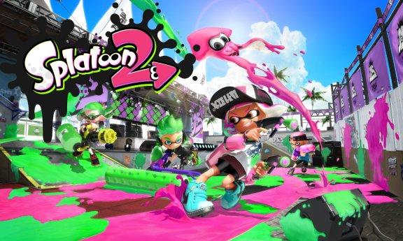 Splatoon 2 – L'encre devient gratuite toute une semaine sur Nintendo Switch