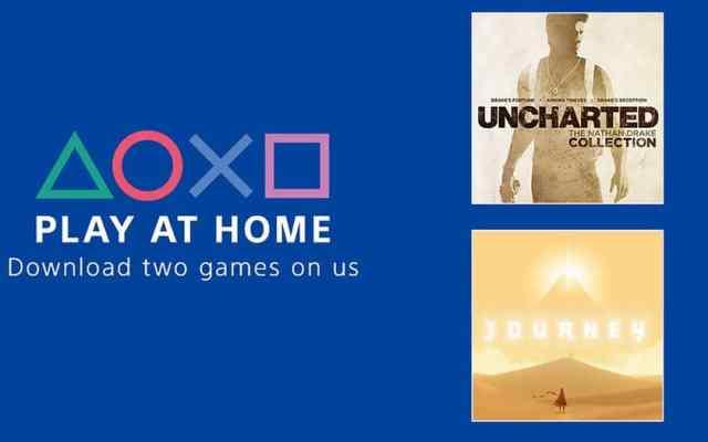 PlayStation 4 – Sony offre deux jeux pour rester en confinement