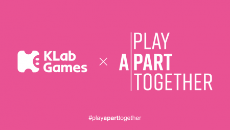 KLab – Le groupe rejoint l'initiative #PlayApartTogether visant à lutter contre le COVID-19
