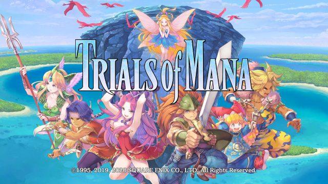 TEST – Trials of Mana