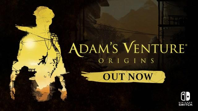 Adam's Venture: Origins – S'offre un trailer pour sa sortie sur Nintendo Switch