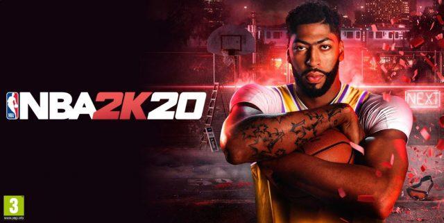 NBA 2K20 – La simulation de Basket est soldée actuellement à -90%