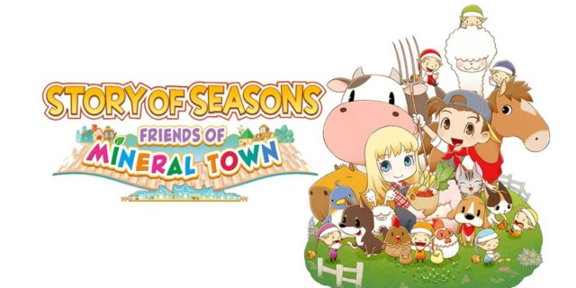 Story Of Seasons : Friends Of Mineral Town – Le jeu se dévoile davantage !