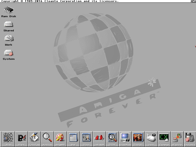 Cloanto's Amiga Forever 7 (2017 Edition) – Still The Best – Geekometry